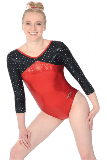girls-belle-v-neck-3-4-sleeve-shine-gymnastics-leotard-p3592-106065_image