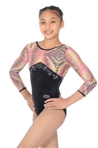 girls-festival-round-neck-3-4-sleeve-gymnastics-leotard-p3603-106251_image